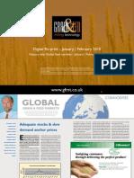 Global feed markets - January | February 2010