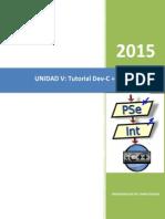 Unidad 5 - Tutorial Dev-C ++ (1)