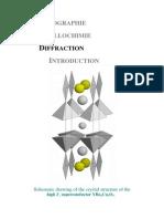 Structure Des Materiaux III Diffraction