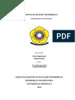 """makalah tentang """" pendidikan di indonesia"""""""