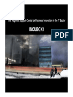 Prezentare Incuboxx 2012