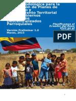 Guía PDOT Parroquial Version Comentarios
