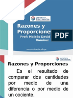 C Razones y Proporciones