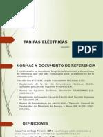 Tarifas Eléctricas- Medidas II
