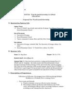smc internship proposal