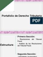 Portafolio de Derecho Tributario