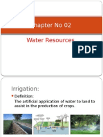 Irrigation Engg Lec 02