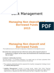 Cap 13 Managing Nondeposit and Borrowed Funds