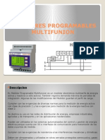 Medidores Programables Multifuncion Hardware