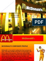 Mcdonald's Strategic Human Resource Management