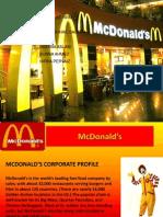Mcdonald's Strategic Human Resource Management