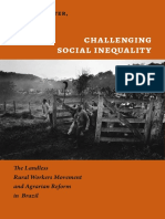 Challenging Social Inequality edited by Miguel Carter