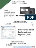 Sistema de Impresión