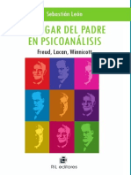 El Lugar Del Padre en Psicoanalisis Freud, Lacan, Winnicott - Sebastian Leon