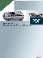 SSP 610 (Audi A3 '13 Réseau de Bord Et Multiplexage)