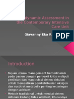 Hemodynamic Assessment in the Contemporary Intensive Care Unit