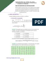 Parametros de Centralizacionq