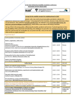 Program Conference Pv Ev 2 Grid Amsterdam