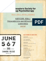 NSGP's 34th Annual Conference