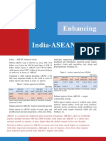 Enhancing India's Exports to Asean