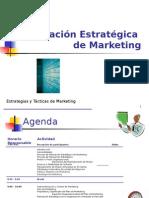 Planeacion Estrategica Mercadotecnia