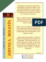 Zibynca Boletín No. 5