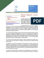 Informe Iniden - Marzo 2015