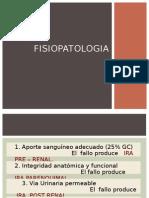 Fisiopatologia Injuria Renal Aguda