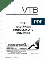 Tolerâncias Geométricas GD&T uso e aplicação