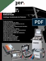 Megger - Instrumentos de Medición y Pruebas Eléctricas