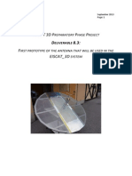EISCAT 3D - VHF Antenna prototype Deliverable