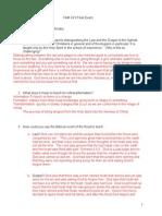 final exam copy
