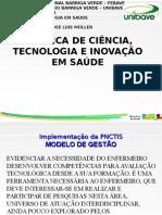 Aula 4 Ciência Tecnologia e Inovação