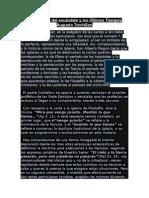 La Negación Del Escándalo y Los Últimos Tiempos - Augusto TorchSon