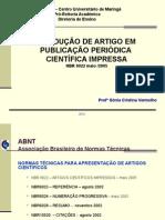 artigos científicos - CESUMAR