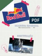 Dimensões da Marca Red Bull