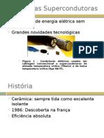 Cerâmicas Supercondutoras