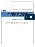 ERM - Research Report