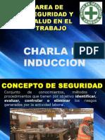 Charla Induccion 2010