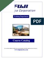 Fuji Course Catalog