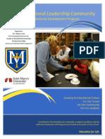 macs educational leadership community information