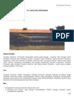 Sejarah Singkat Fakultas Pertanian UNHAS
