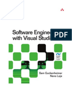 Software Engineering With Visual Studio