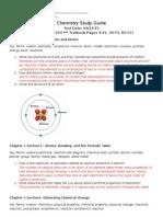 chem study guide answer key