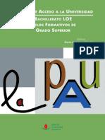 Libro PAU Cantabria 2015
