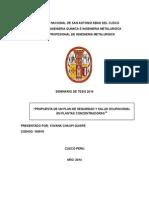 Seminario Por TerminarFALTA TABLASSSSSS