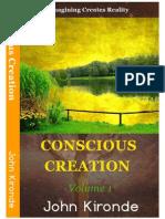 Conscious Creation Volume 1 Free eBook