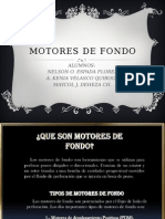 Motores de Fondo