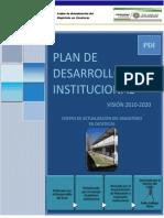 Plan de Desarrollo Institucional CAM