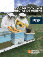 Guia  de buenas practicas de producción de miel 2014